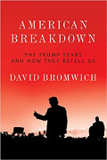 David Bromwich: American Breakdown