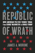 James A Moronie: Republic of Wrath